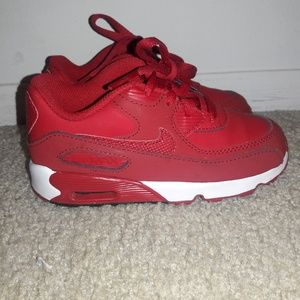 Nike Air Max size 9c toddler gymshoes